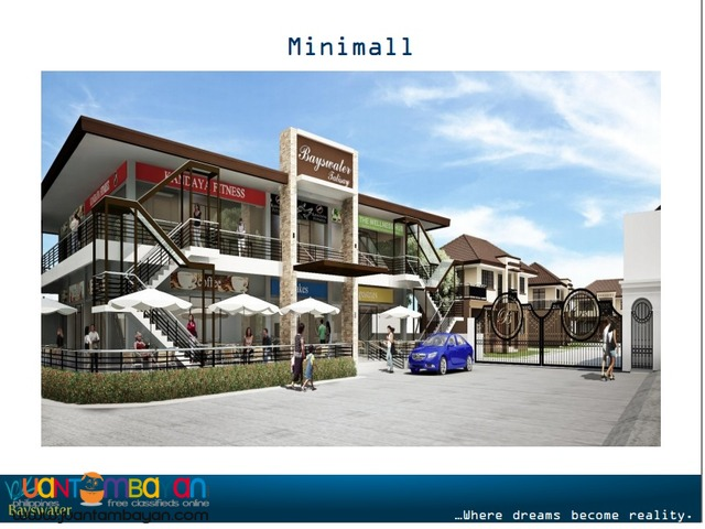 Townhouse Duplex type for as low as P24,475 mo equity in Talisay