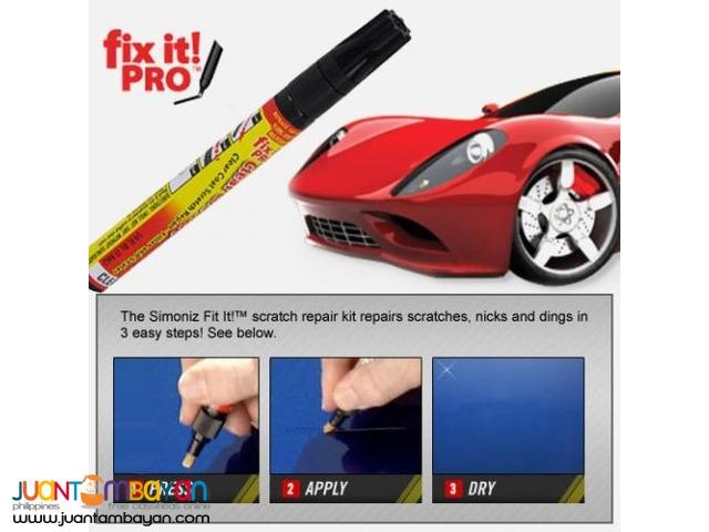 Fix It Pro Car Scratch Repair Pen Scratch Remover