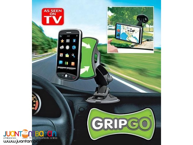 Grip Go Universal Car Phone Mount Bracket Holder GripGo