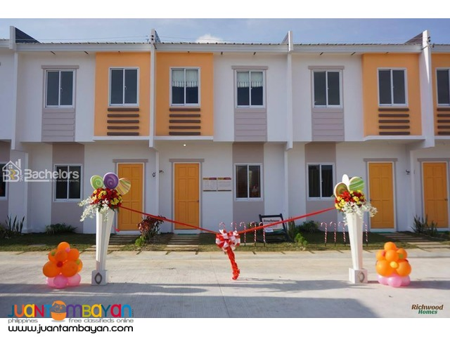 Compostela, Cebu Richwood Homes Townhouses