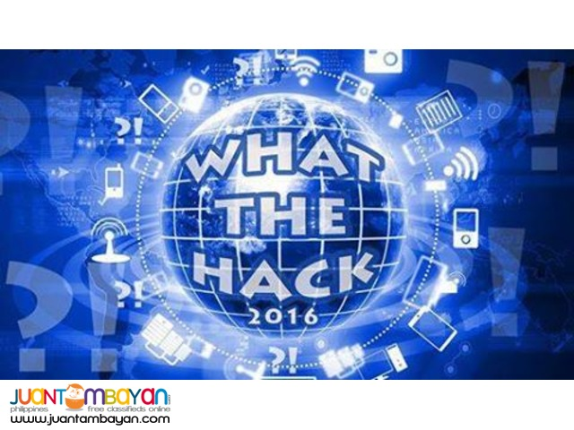 What The Hack 2016: CyberSecurity and IT Show