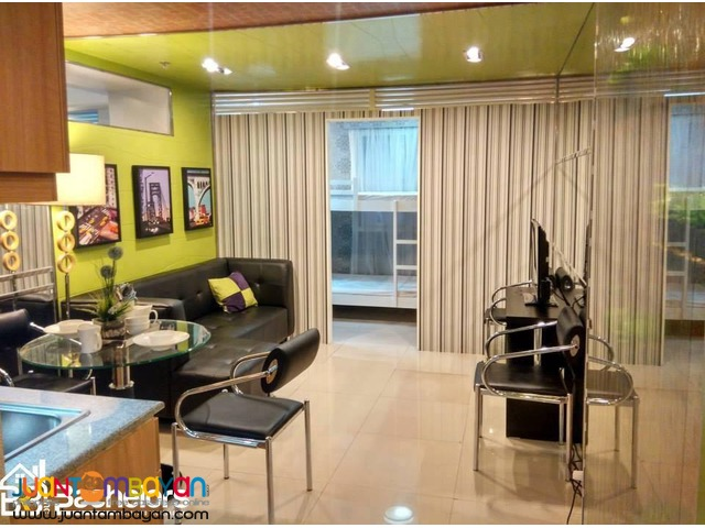Parthenon Residences near SM Cebu 1 Bedroom Unit