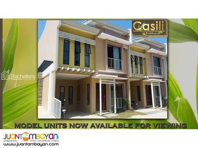 Casili Residences Townhouses in Consolacion Cebu