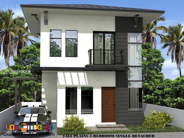 2 Storey Single Detached House Talisay City Cebu - Tali Plains