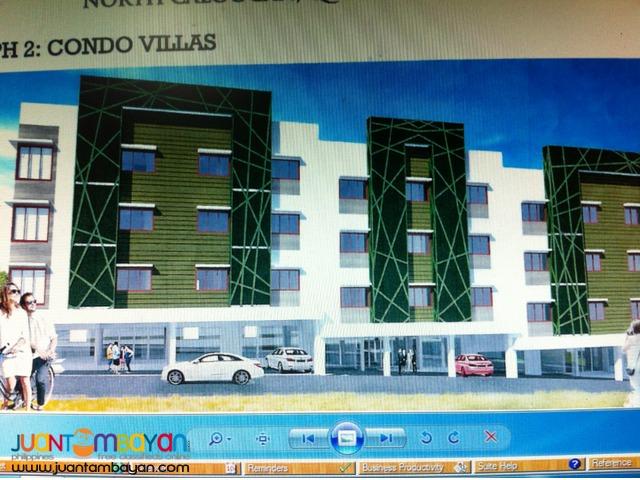 A Midrise Condo Villas for sale near SM Fairview and Robinson