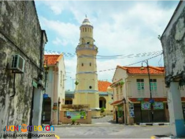 Historic Penang, Malaysia Tour Package