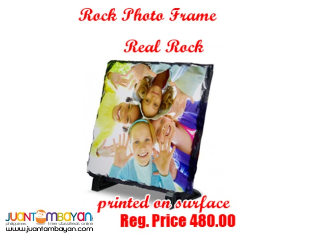 Rock Photo Frames
