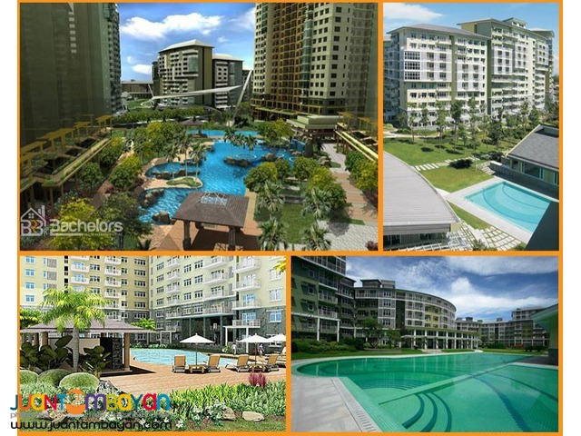 Solinea Towers Studio Unit - Ayala, Cebu City