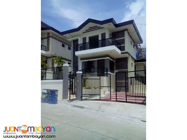 two storey house lot