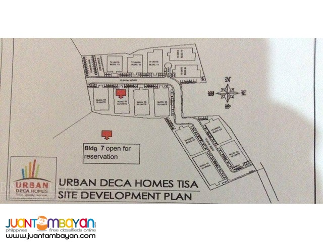 Urban Homes Tisa Location Tisa Labangon, Cebu City