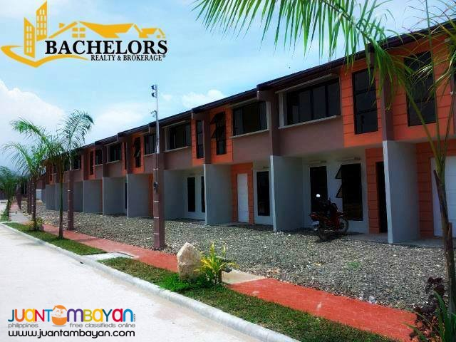 Deca Homes Baywalk Dumlog Talisay 2-Storey Townhouses