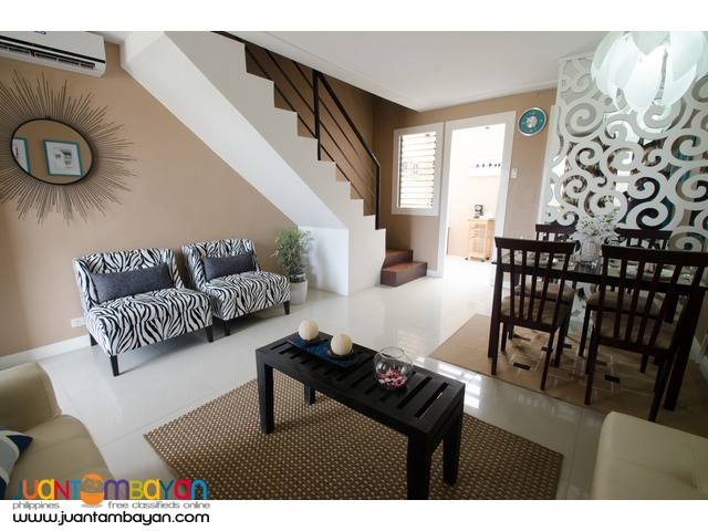 Rent to Own Townhouse in Pampanga