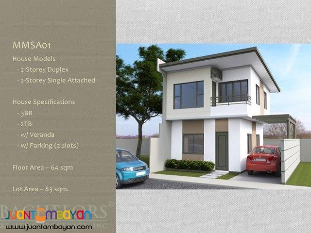 77 Living Spaces Subdivision Duplex and Single Attach
