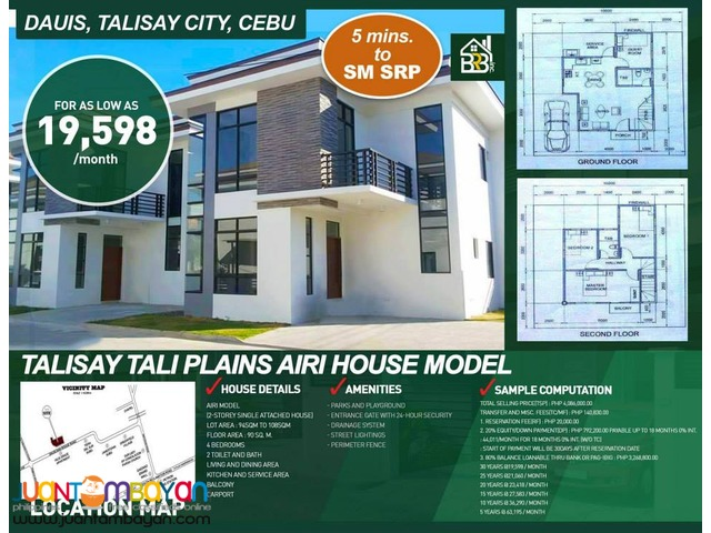 Tali Plains Residences Airi