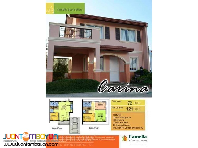 Talamban Pit-os House Camella Riverscapes Carina Model Cebu City