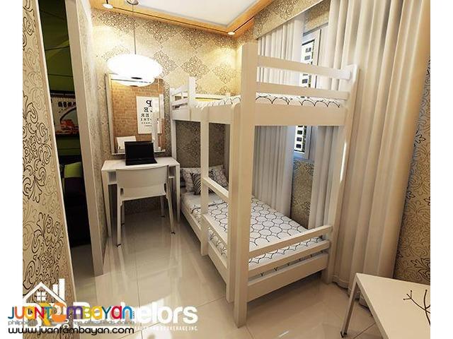 PARTHENON Residences - Near SM Cebu City 1-BedRoom Unit