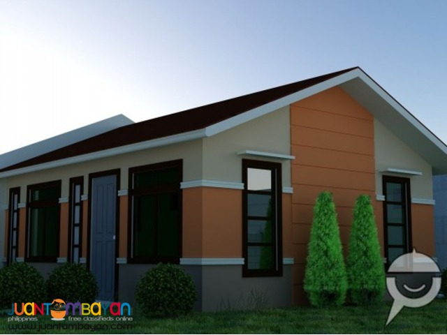 40k cash cash out house and lot iloilo