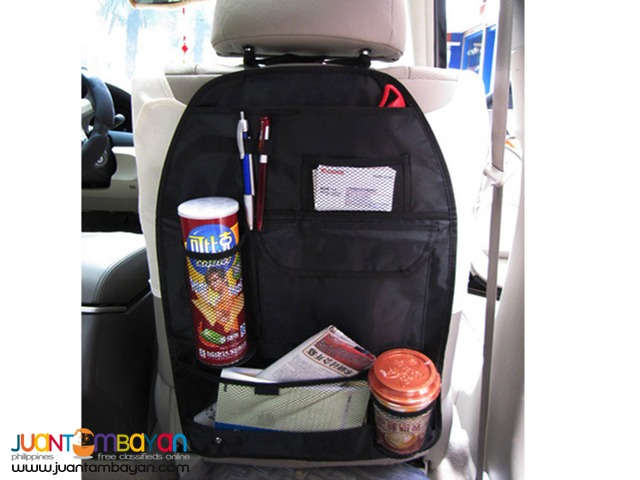 Car Back Seat Auto Accessory Storage Organizer