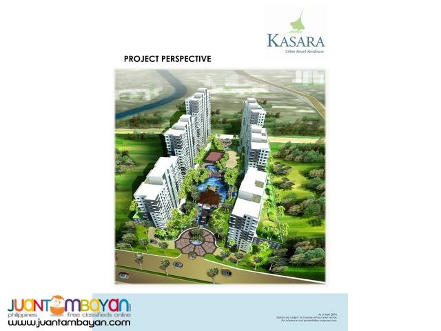 KASARA Urban Resort Residences Pasig = 2.32 M up/unit