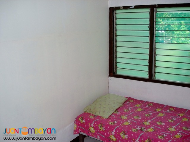 Partly Furnished Room For Rent Busay Cebu P4,300/month Negotiable