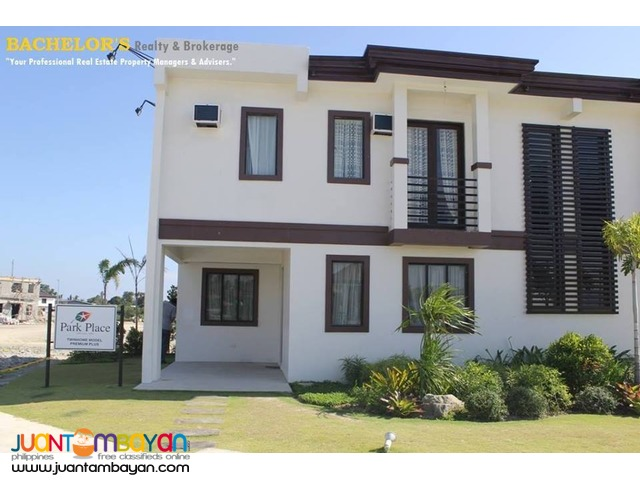 Lapulapu City Park Place Duplex House 10,829 month