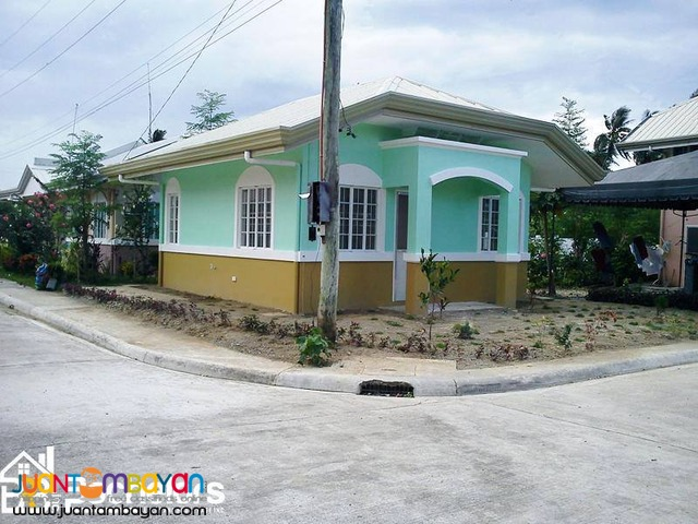 Balamban House & Lot San Josemaria Village Camara Model