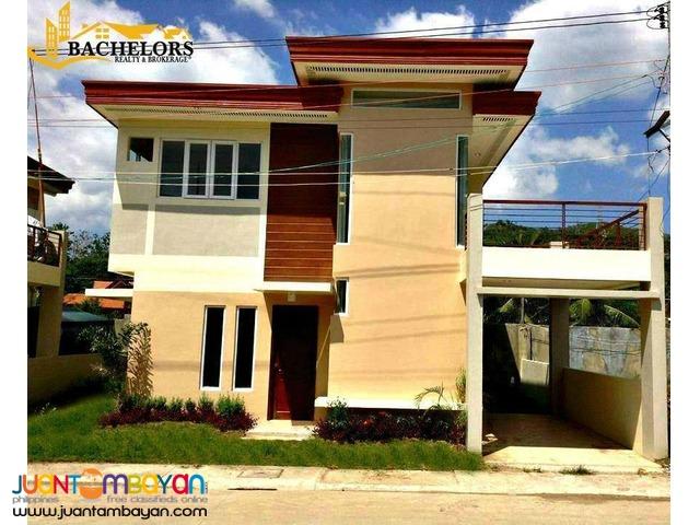 Mactan House & Lot for Sale Basak, Lapu-Lapu, Cebu Elysia Model