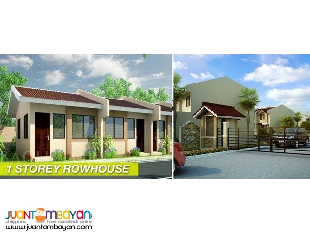 Summerville 3 Subdivision at Cordova, Cebu Townhouses