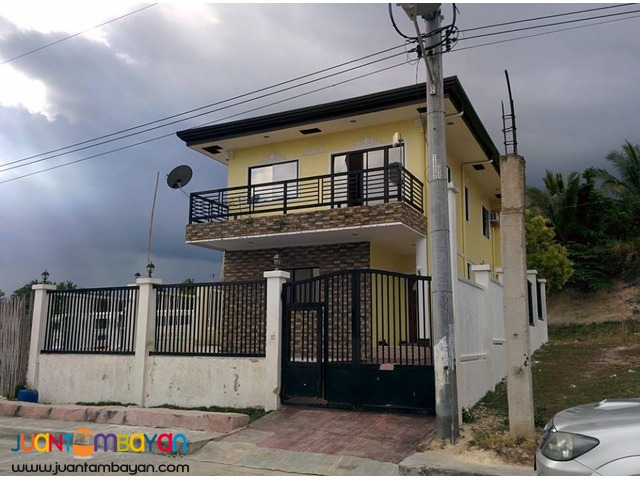 House for RENT  25K Overlooking in Talisay