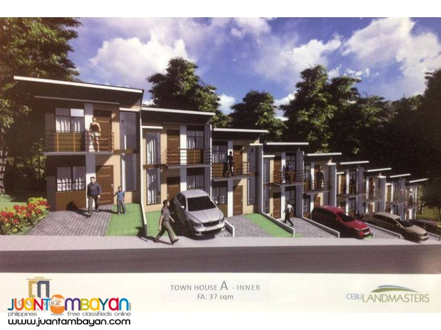 for sale house CASA MIRA Linao Talisay Phase II