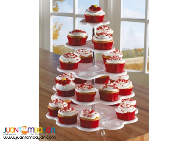 5 Layer Tier Cupcake Stand 27 Cupcake Cake Holder Stand