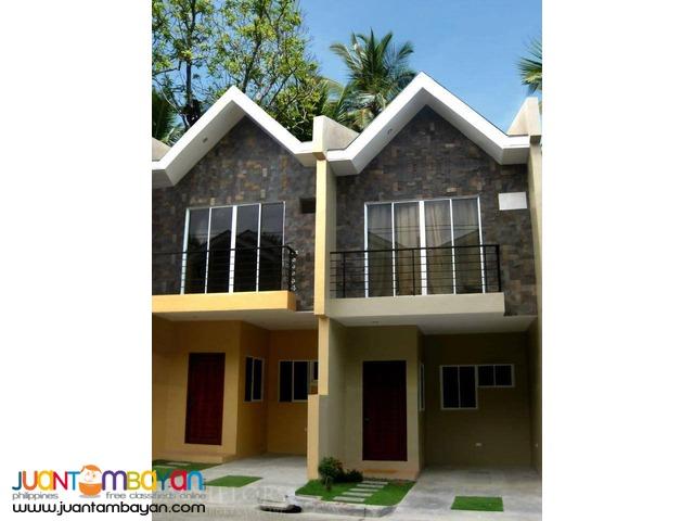 North Gate Subdivision @ Bajac, Liloan, Cebu Townhouse