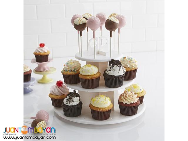 Cupcake Stand & Cake Pop Holder