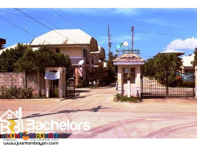 San Josemaria Village - Balamban Chelsea Model