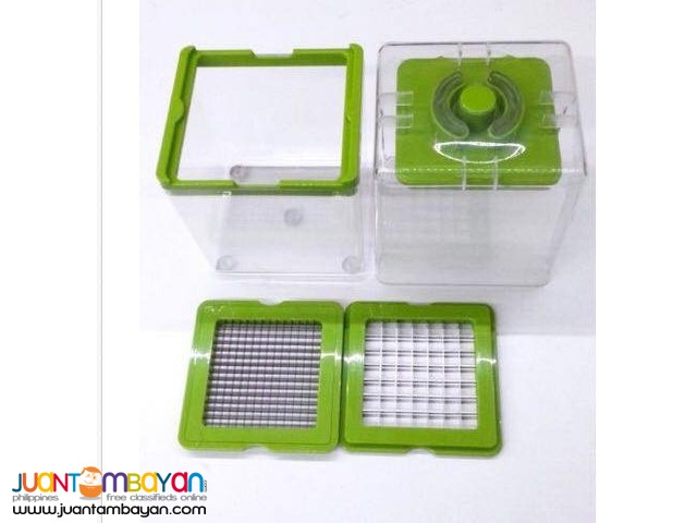 Chop Magic Ultimate Slicer Dicer Mincer Cubes Chopper Cutter
