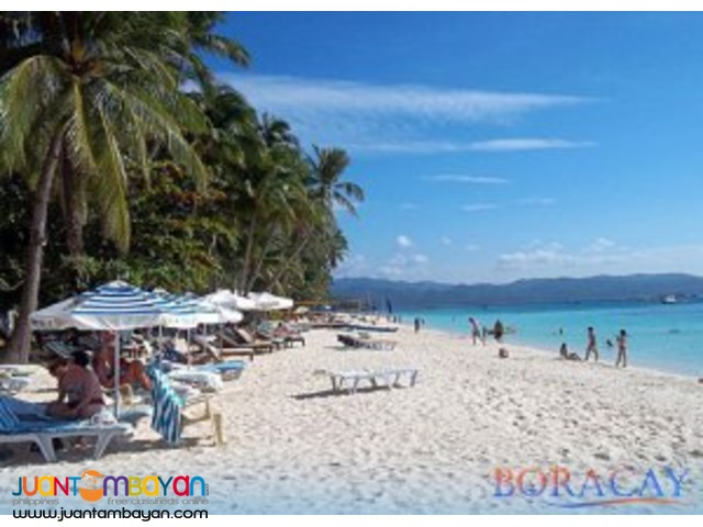 Boracay Hotels Summer package, Hennan Garden Resort