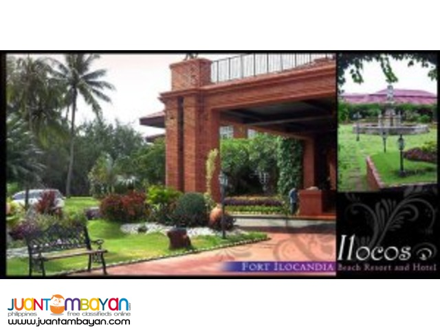 Ilocos tour package for group of 6