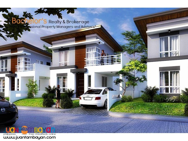 Velmiro Heights @ Tunghaan, Minglanilla, Cebu Anandi Model