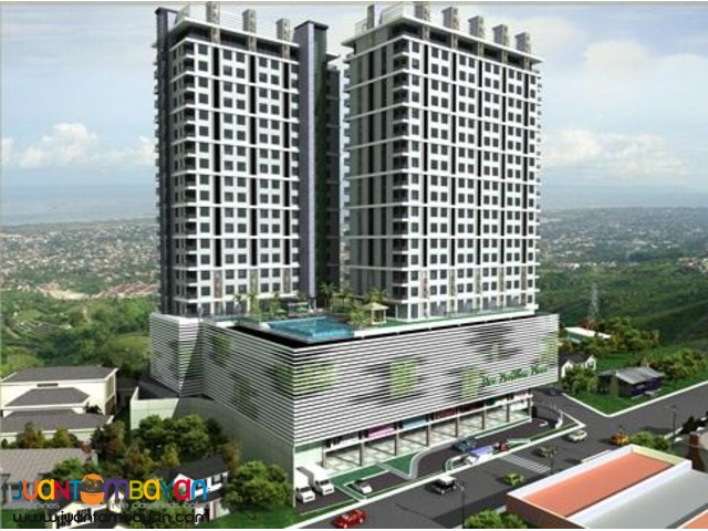 Condo 2BR for as low as P32,330 mo amort in Cebu City