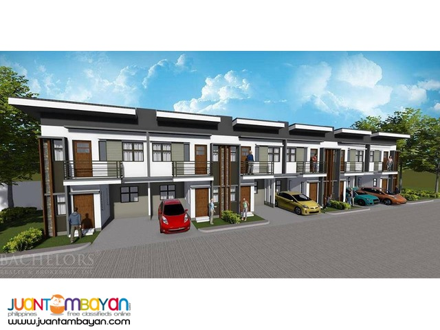 Woodway Townhomes @ Pooc, Talisay, Cebu Amber Model Inner