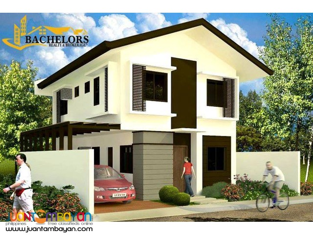 Canduman House & Lot Northfield Residences in Mandaue City