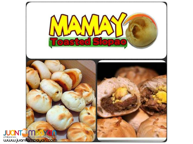 Negosyong Foodcart, Toasted Siopao Foodcart Franchise Business