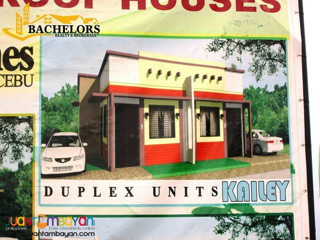 CKL Homes at Poblacion, Medellin, Cebu Lauren Model
