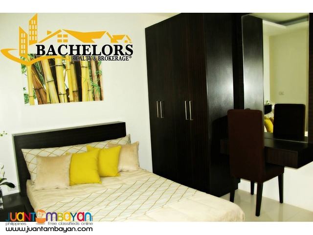 Bamboo Bay Resort Condo in Pinagdait, Mandaue Studio