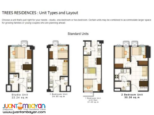 Trees Residences
