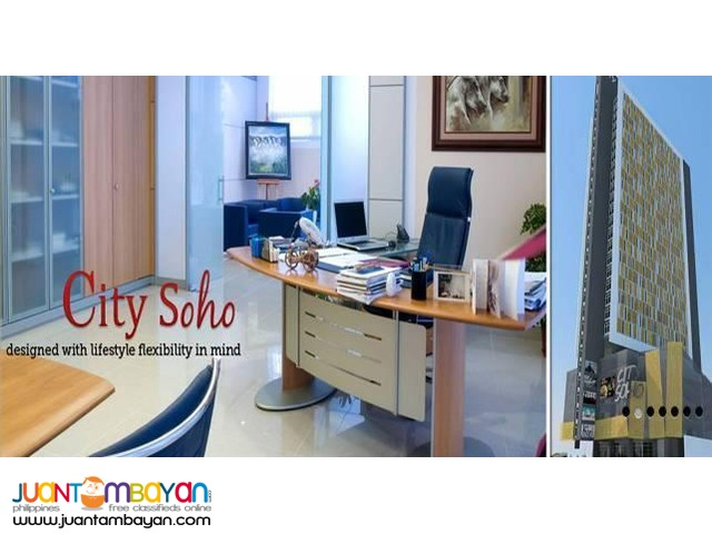 Commercial Unit for as low as P17,306 mo amort in Cebu City