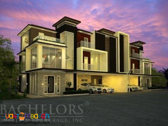 Mandaue Executive House & Lot for sale Aberdeen Place Smith Model