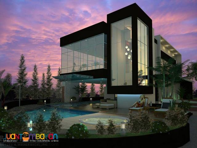 Mandaue Executive House & Lot for sale Aberdeen Place Smith Model