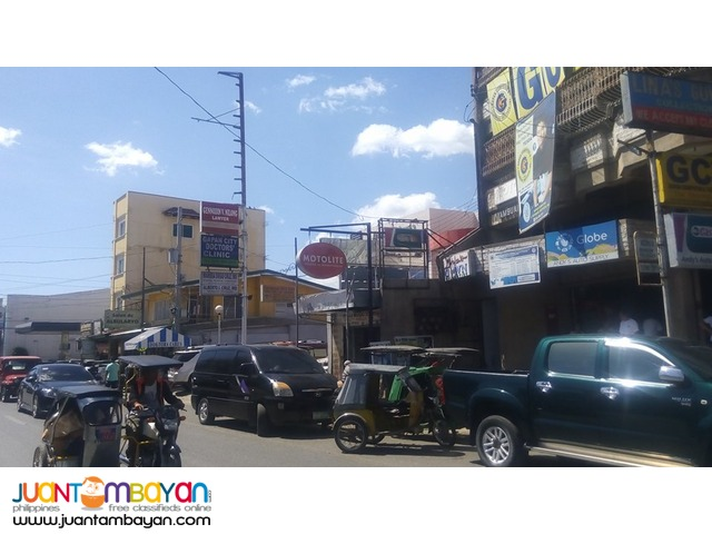 For Sale 4 Storey Commercial Building in Gapan City