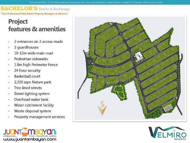 Velmiro Heights 2-Storey Detached 5BR Terazi Model